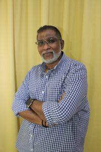 Sam Selvaraj  Naib Presiden  (Hal Ehwal Pengajar dan Pelajar)